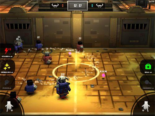 Striker Arena für iPhone