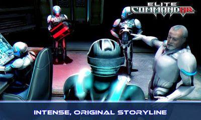 Elite CommandAR Last Hope captura de pantalla 1
