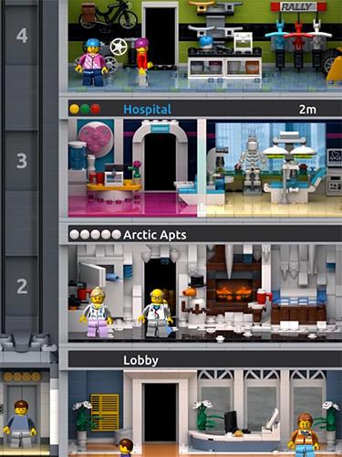 Manager LEGO tower auf Deutsch