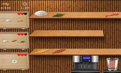 Sushi Bar para Android
