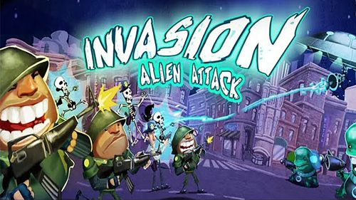 logo Invasion: Alien attack