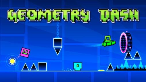 logo Geometrie Dash