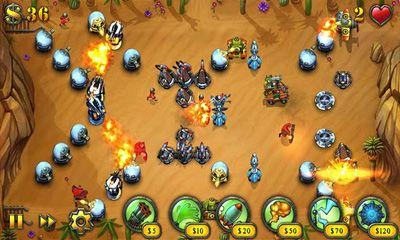 Fieldrunners скриншот 2