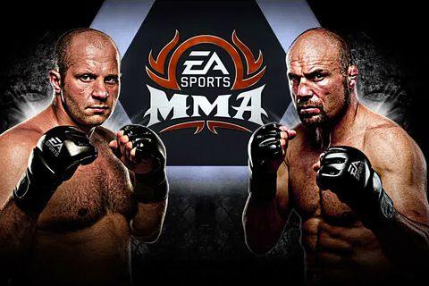 logo MMA: Mix Martial Arts