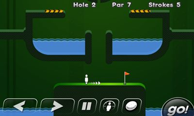 Super Stickman Golf pour Android