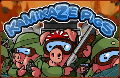 logo Kamikaze-Schweine