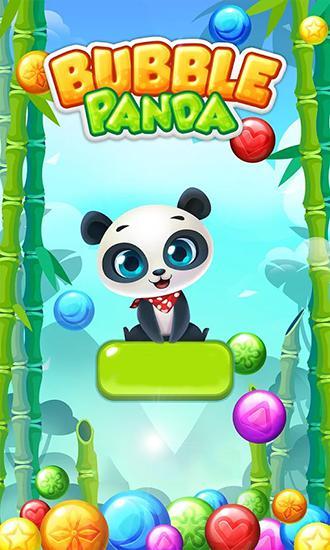 Bubble panda Screenshot