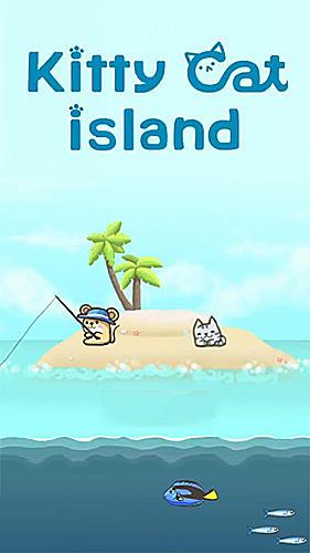 Kitty cat island: 2048 puzzle Screenshot