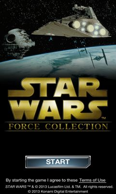 Star Wars Force Collection icono