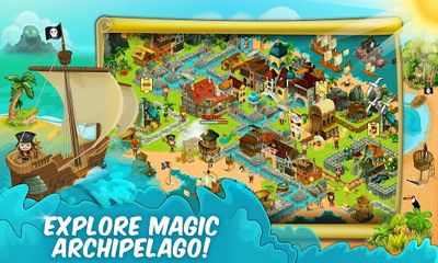 Pirate Explorer The Bay Town for Android