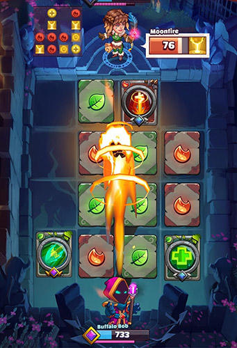 Super spell heroes für Android