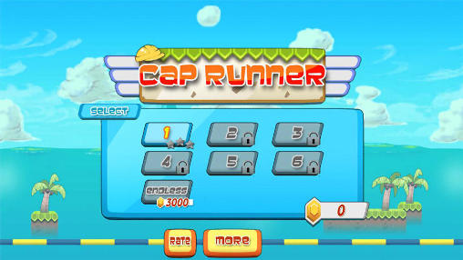 Cap runner Screenshot