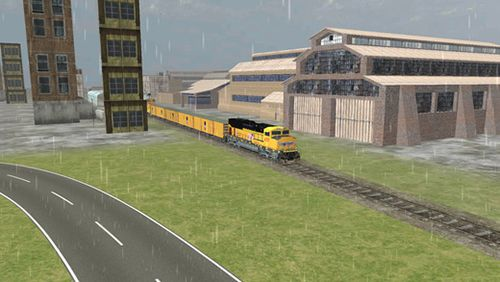 Simulation games: download Train sim builder to your phone