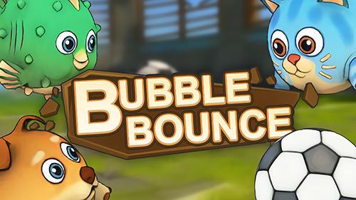Bubble bounce: League of jelly Symbol
