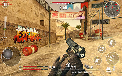Call of modern world war: Free FPS shooting games pour Android