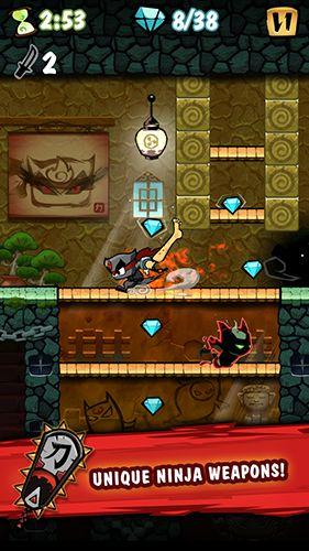 Arcade Release the ninja für das Smartphone