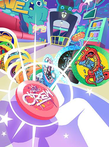Super slam: Pogs battle für Android