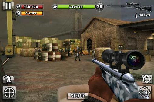 Contract killer: Sniper para Android