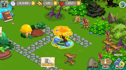 Dragon story: Country picnic für Android