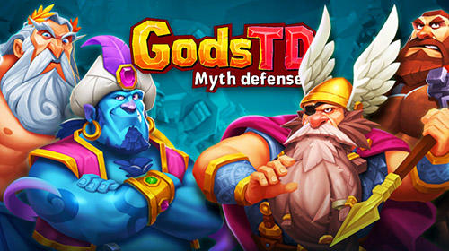 Gods TD: Myth defense screenshots