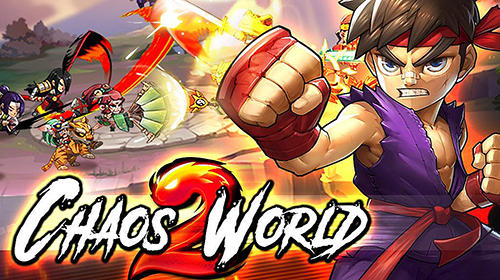 Chaos world 2: Ultimate fighter icon