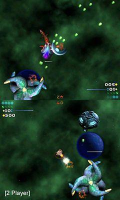 Armada arcadecapturas de pantalla