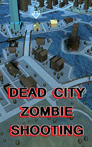 Dead city: Zombie shooting offline captura de tela 1