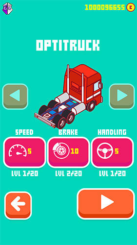 Speedy car: Endless rush Screenshot