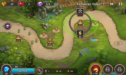 Castle defense 2 для Android
