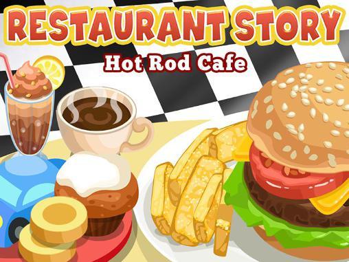 Restaurant story: Hot rod cafe Screenshot