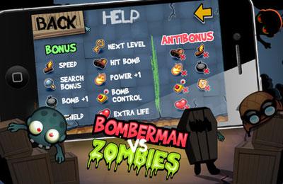 Le Bomberman contre Les Zombies en russe