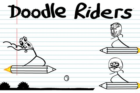 logo Doodle riders