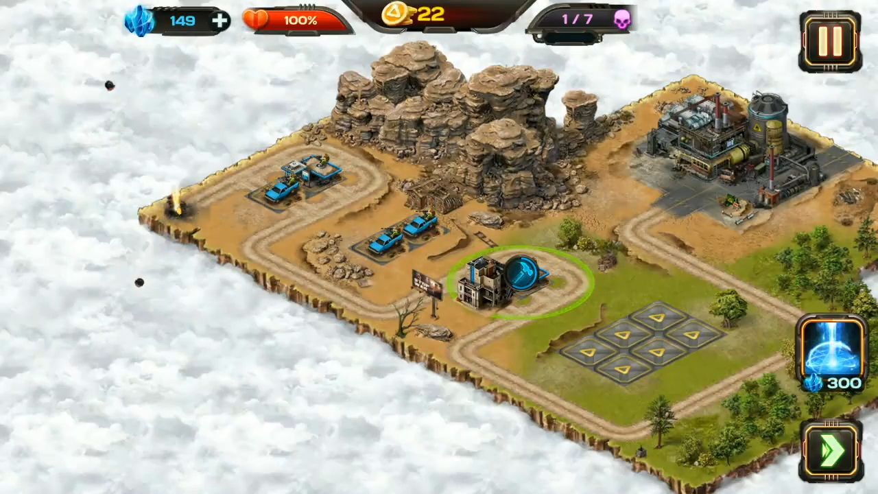 AOD: Art of Defense — Tower Defense Game screenshot 1