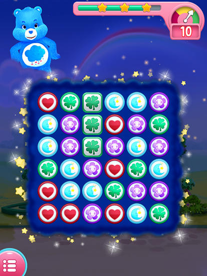 Care bears: Belly match para Android