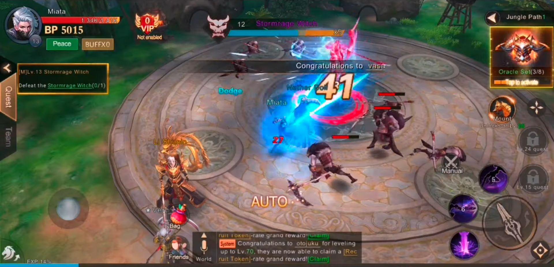 Android用 Dragon Fall: Revolution