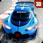 Иконка Crazy racer 3D
