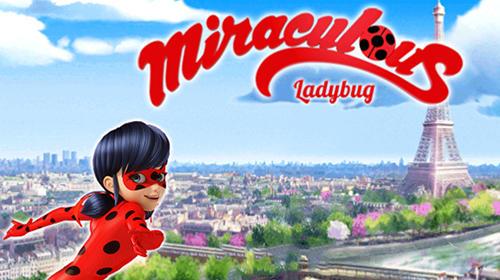 Super miraculous Ladybug girl chibi icono