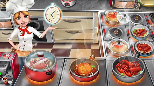 Crazy cooking chef screenshot 1