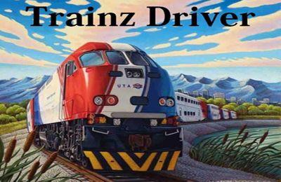 logo Trainz Driver - train driving game and realistic railroad simulator
