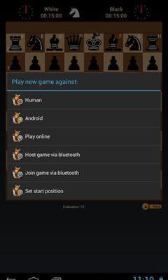 Logikspiele Black Knight Chess für das Smartphone