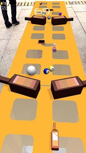 Аркады игры: скачать Pin pool на телефон