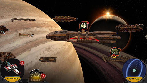Battlestar Galactica: Squadrons für Android