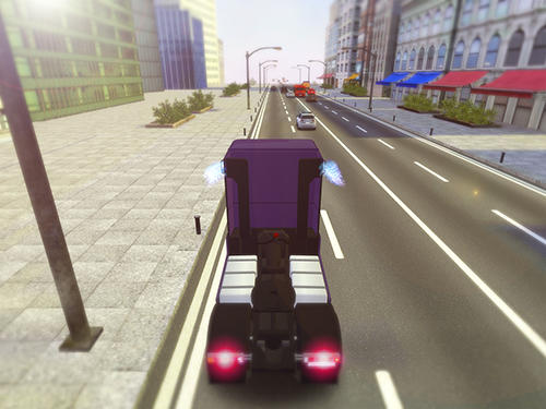 Racing in city 2 für Android
