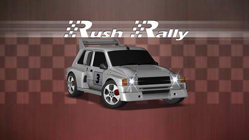 logo Rush Rally