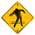 Drive with Zombies icon