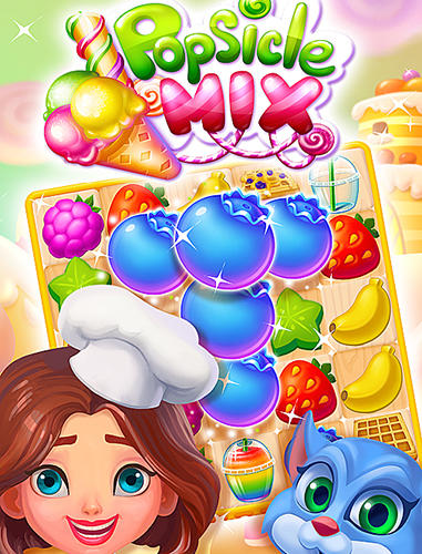 Popsicle mix Screenshot
