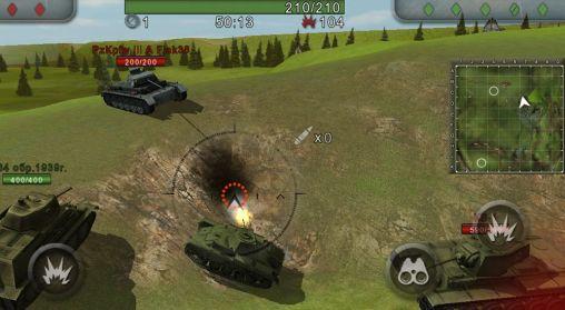 Online Wild tanks online in English