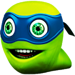 Ninja worm Symbol