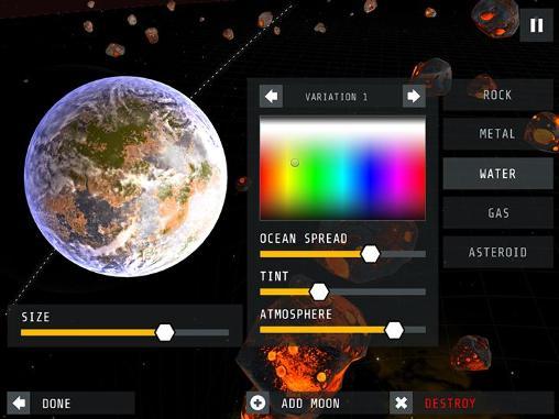 Interstellar para Android