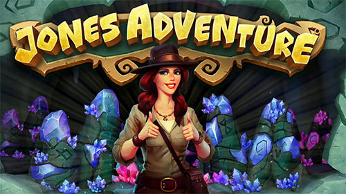 Jones adventure mahjong: Quest of jewels cave screenshot 1